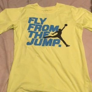 Jordan t-shirt Fly From The Jump